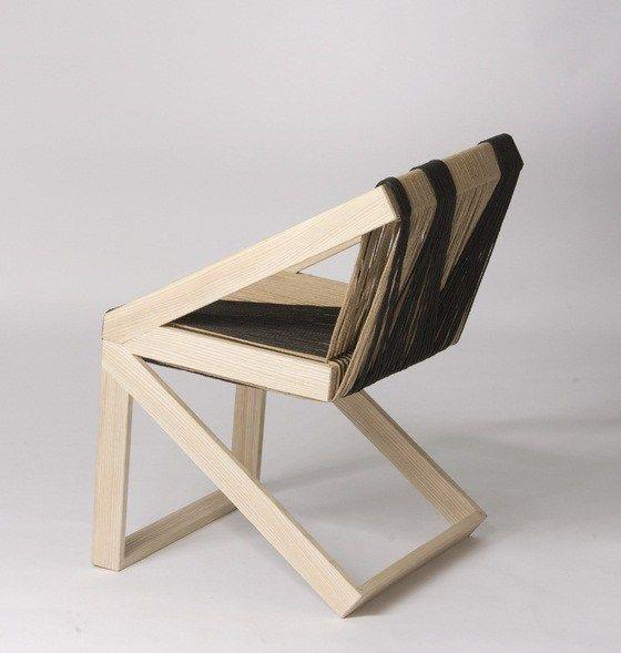 1000 id es sur le th me chaise tiss e sur pinterest chaises chaises de pel - Refaire l assise d une chaise en bois ...