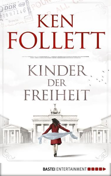 "Franziska W #CybookReads ""Kinder der Freiheit"", the third book of Ken Follet's century trilogy. And I'm flashed! #FridayReads"
