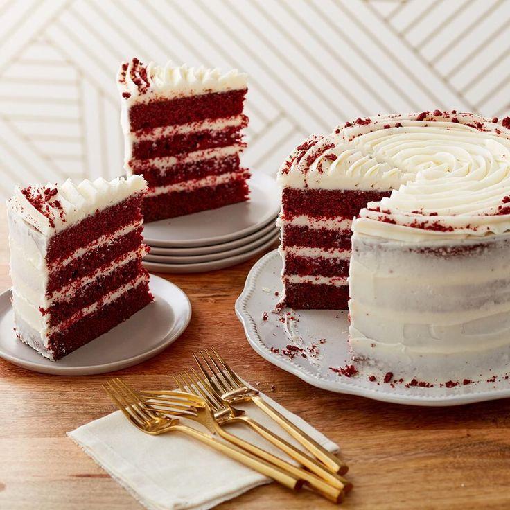 Perfect red velvet cake recipe recipe birthday cake