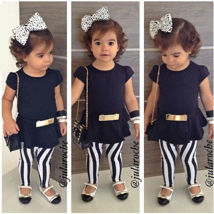 High fashion baby girl clothes 65