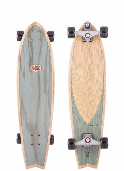 Maki Longboards | Quad Surf Skate Board Model