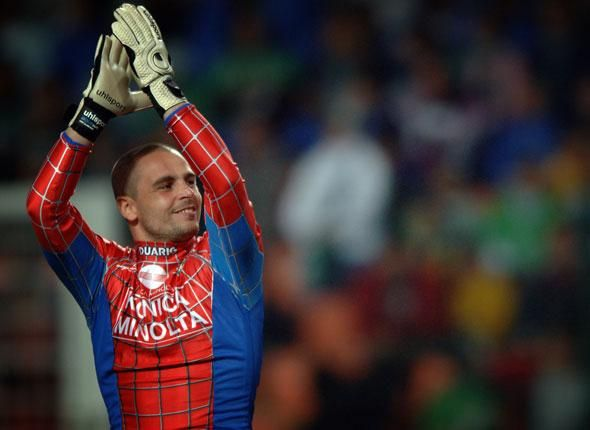 """Jeremie Janot, 5'9"""". The real Spiderman."""