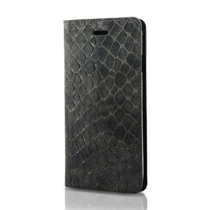 i-phone 6・6S用 ピアソラPS-6/シルバーグレイ