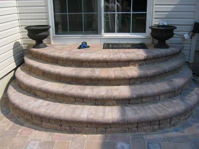 43 best porch steps images on pinterest patio stairs porch