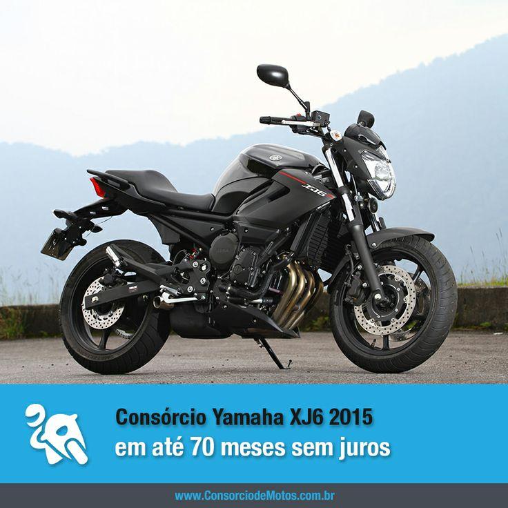 Saiba tudo sobre a Yamaha XJ6 2015. Acesse: https://www.consorciodemotos.com.br/noticias/yamaha-xj6-em-ate-70-meses-pelo-consorcio-de-motos?idcampanha=288&utm_source=Pinterest&utm_medium=Perfil&utm_campaign=redessociais