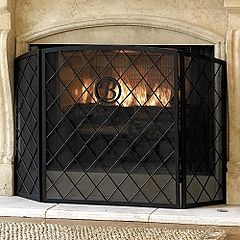 51 best Fireplace / Screen images on Pinterest | Fireplace screens ...