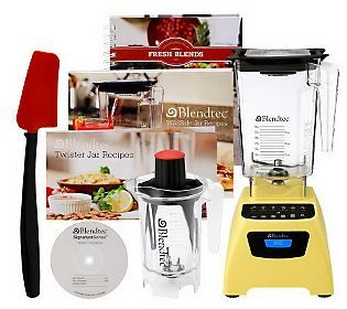 $399.00 Today Only - Blendtec 90 oz. Signature Series Blender with 32 oz. Twister Jar