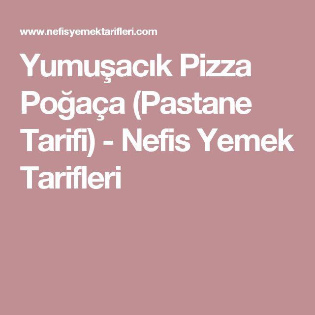 Yumuşacık Pizza Poğaça (Pastane Tarifi) - Nefis Yemek Tarifleri