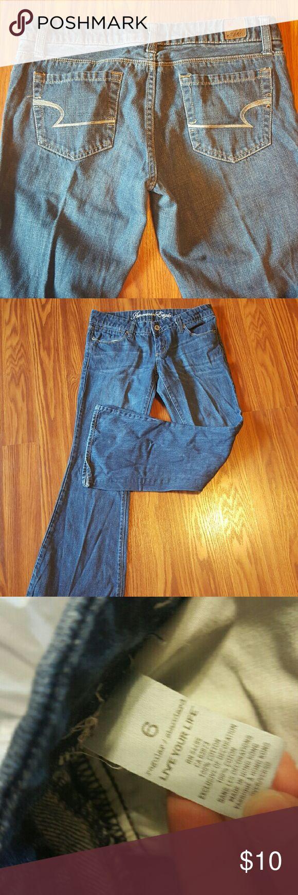 American Eagle jeans American Eagle flare leg jeans American Eagle Outfitters Jeans Flare & Wide Leg
