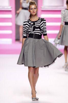 Falda estilo años 50 para disfraz Grease en la Comunidad de Manualidades - Hogarmania.com