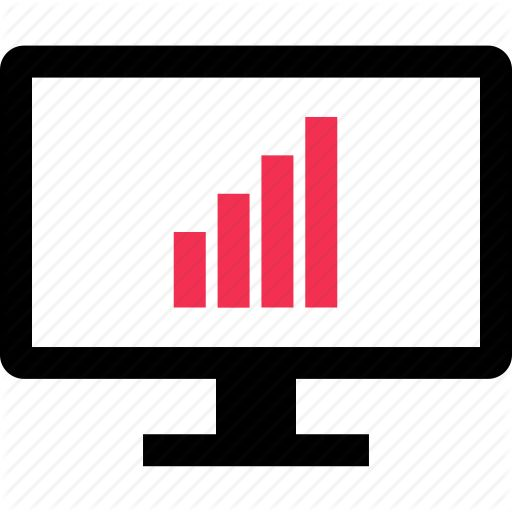 arrow, computer, screen, up icon