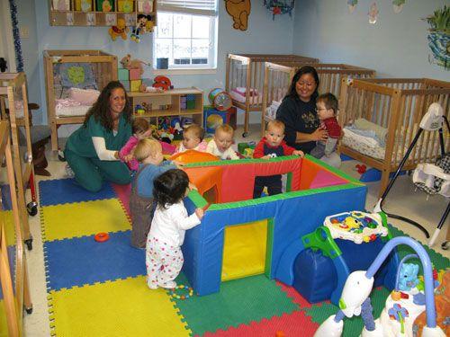 Infant Classroom Ideas ~ Best images about infant room arrangement ideas on