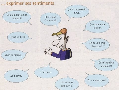 exprimer ses sentiments: Teaching French, French Language, Learn French, French Learning, The French, French Stuff