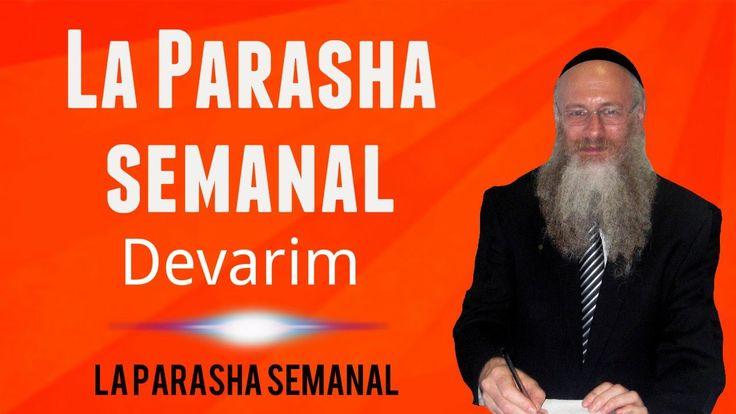 La Parasha semanal - Devarim