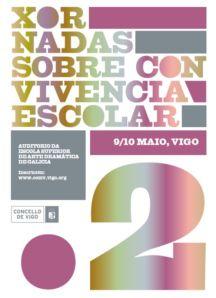 Xornadas sobre Educación e Convivencia en Vigo.
