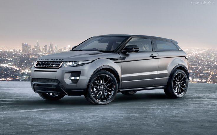 Land Rover, Samochód, Range Rover