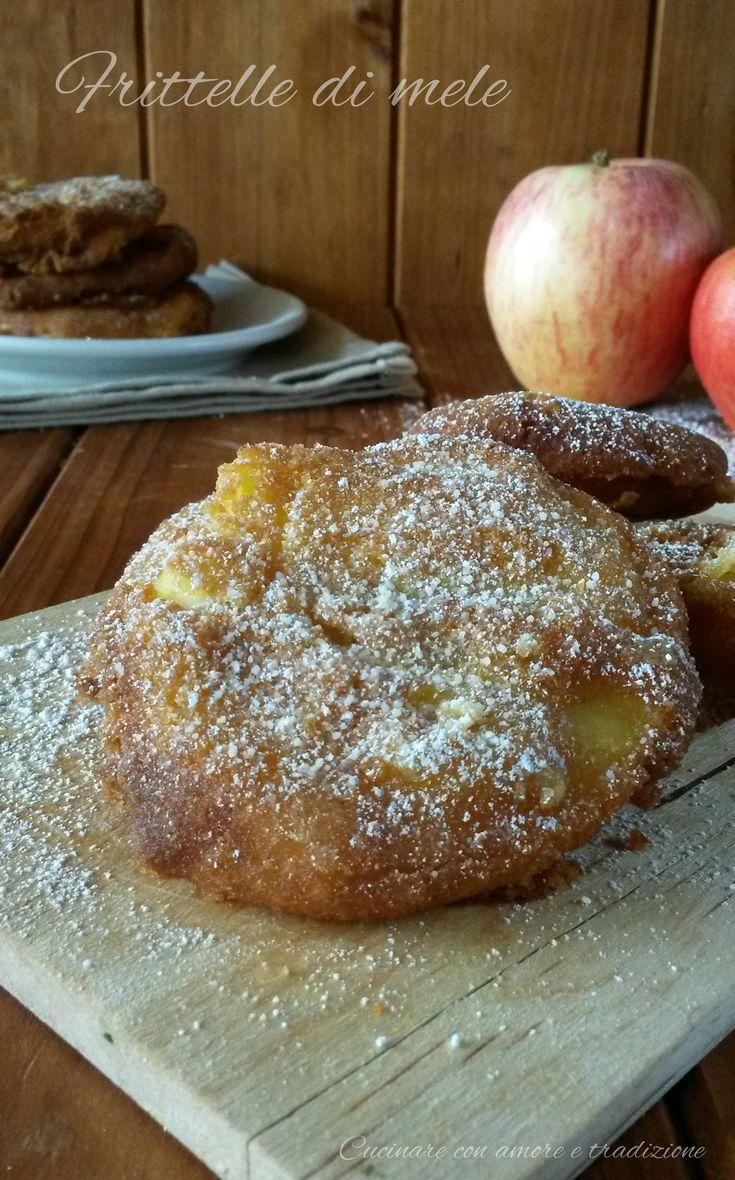 Dall'unione delle fette di mela a rondelle e da una semplice pastella nascono le frittelle di mele; deliziosi dolcetti fritti a cui resistere diventa difficile.