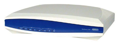 ADTRAN 4200862L1 NetVanta 3200 with T1/FT1 NIM Modular Access Router by ADTRAN. $720.38. DETAILS: The NetVanta 3000 Series is a line of modular access routers designed for cost-effective branch office connectivity over frame relay or point-to-point networks and Internet access. These modular platforms offer a turnkey solution for access routing and WAN connectivity in a single, compact package. The NetVanta 3000 Series currently offers several models, with a variety of interchang...