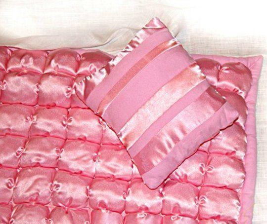 Шьем декоративное одеяло и подушку. Мастер-класс. Обсуждение на LiveInternet - Российский Сервис Онлайн-Дневников