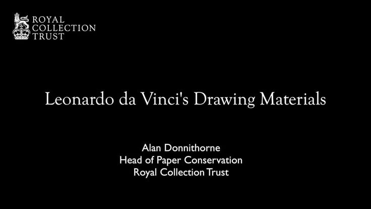 Leonardo da Vinci's Drawing Materials on Vimeo