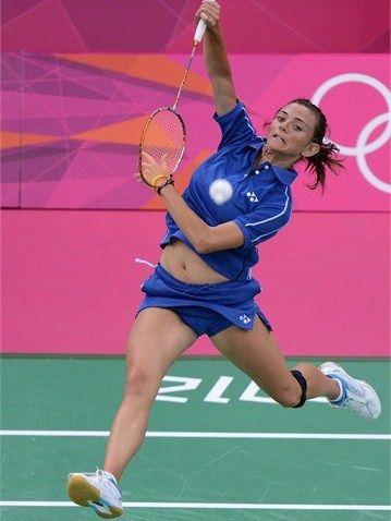 #Badminton #Oxylanevillage