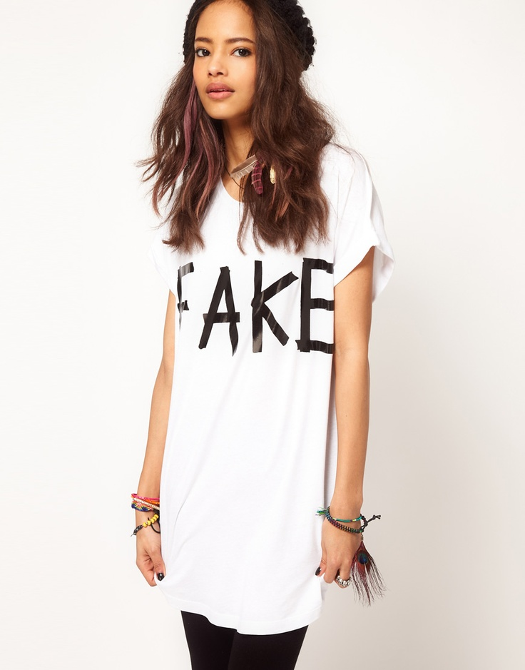 ASOS Fake T-Shirt