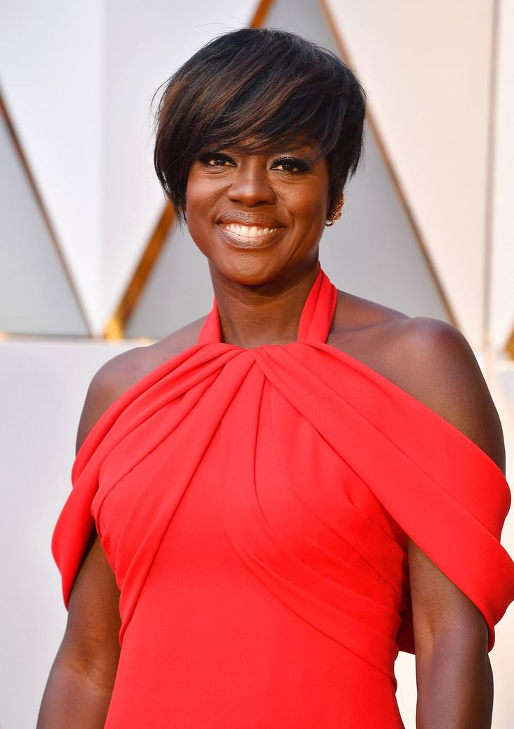 This year's #Oscars #makeup looks were definitely show-stopping! ❤️❤️  Which is your favorite?  Find similar looks on our Facebook page or at mghairandmakeup.com!  #repin #inspiration #oscars #hair #makeup #awardshowlooks #glam  -    Viola Davis