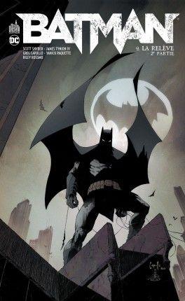Découvrez Batman, Tome9 : La Relève, 2e partie de Scott Snyder & Jock sur Booknode, la communauté du livre