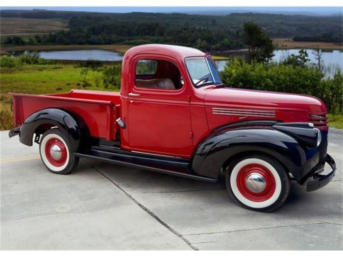 Resultado de imagen de 1946 chevy pickup for sale