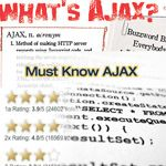 Ajax. You can't clean with it