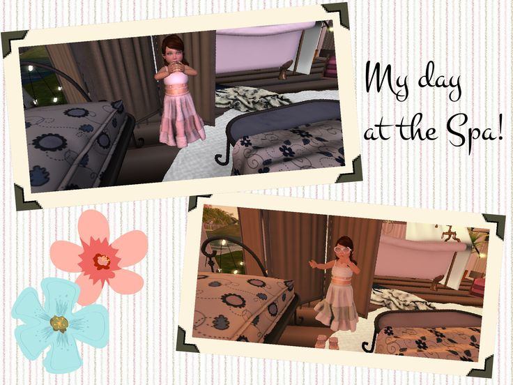 After a few long days playing in the sand and getting covered in craft supplies I needed to make myself all pretty again. I packed two new dresses in a bag and headed over to the spa. I had a mud b...