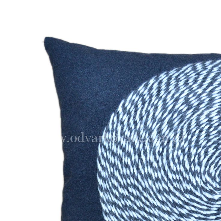 "pillow AUDRY, collection ""CHERCHEZ LA FEMME"". www.odvarkovadesign.cz"