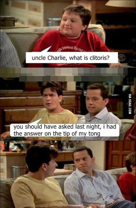 What is a clit? - 9GAG