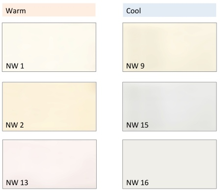 how to choose the right white