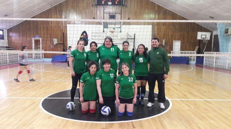 Liga Local de Voley 2016 Apertura