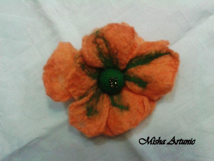 Brosa Floare 1 (20 LEI la balanmiha72.breslo.ro)