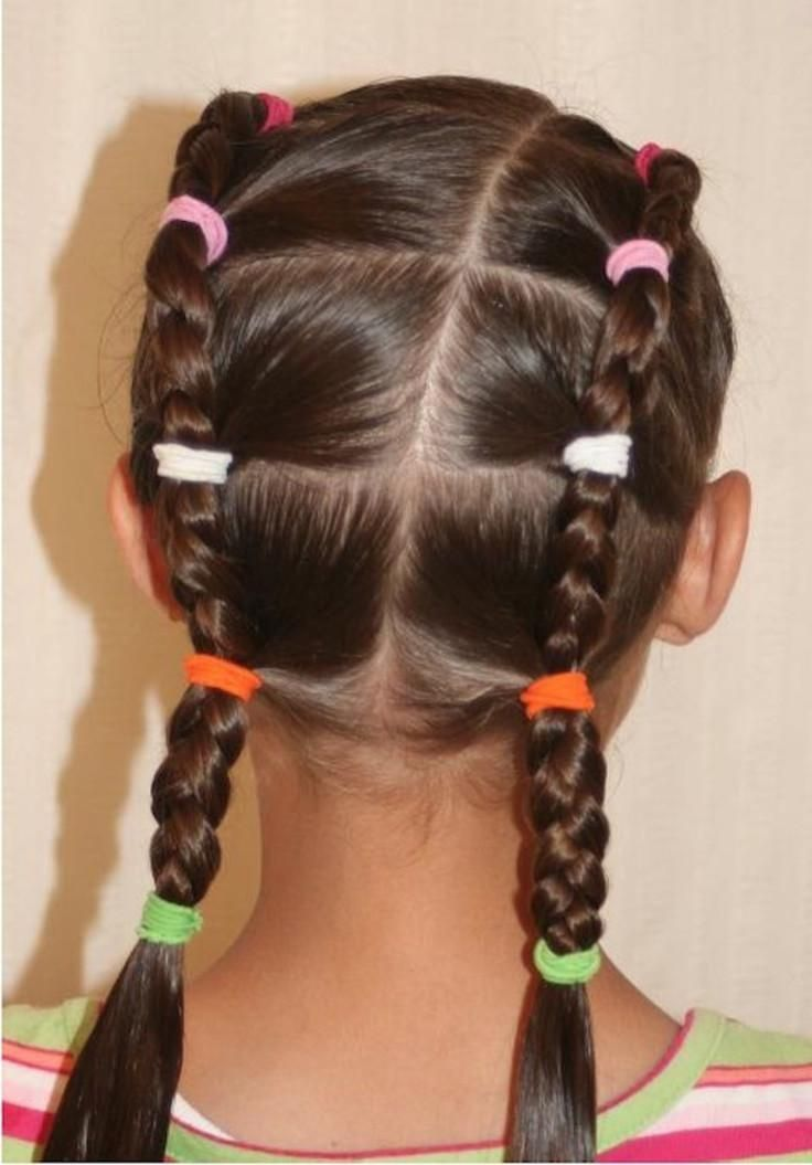 The Braid Ideas For Little Girls Every Mom Needs To Save