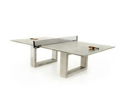 Modern and Versatile Ping Pong Table  @DeWulfConcrete #PingPong #JamesDeWulf