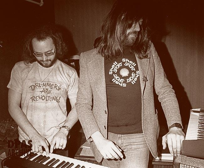 Ian Paice And Jon Lord 1977 Synthesizer Amp Keyboard