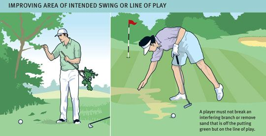 GC:Rule - Playing the Ball