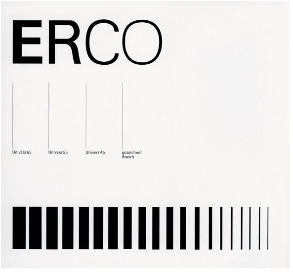ERCO _ Otl Aicher