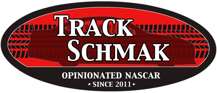 This week's all new Track Schmak Podcast is available now! http://trackschmak.com/2013/07/30/kissing-the-bricks/ #NASCAR