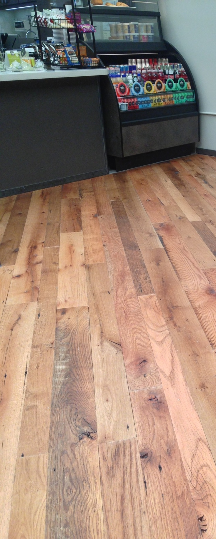 Reclaimed Wood Flooring Antique Select Tobacco Barn Oak