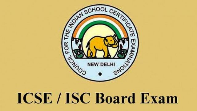 The revised schedule for the Class 10 (ICSE) and Class 12 (ISC) examinations has been released. The CISCE has to reschedule the dates due to assembly elections.