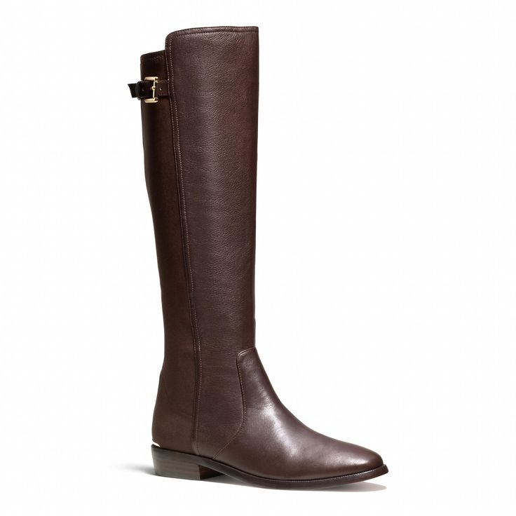 Coach :: LILAC BOOT Size 7