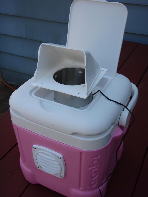 Super cute DIY air conditioner Precision 21 Airconditioning