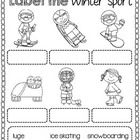 Enjoy these freebies from my Winter Olympics Unit!  Check Out My FULL Winter Olympics Literacy Unit Here  Includes: Match the Winter Sport page 2 c...