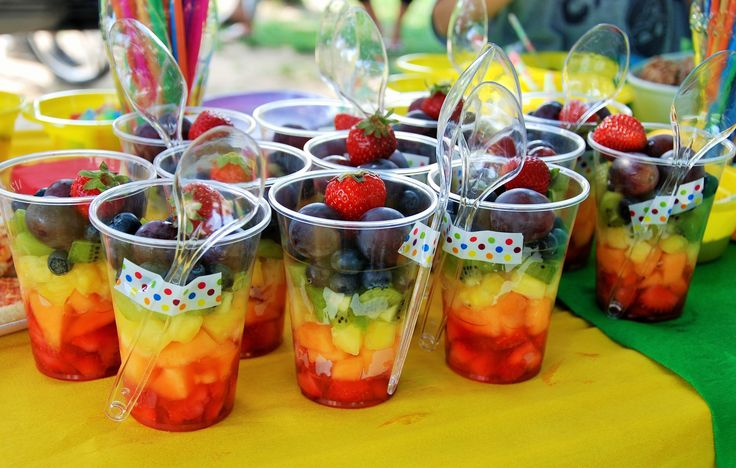 festa di compleanno a tema Rainbow - Lara's party - laraspartyeventi@gmail.com