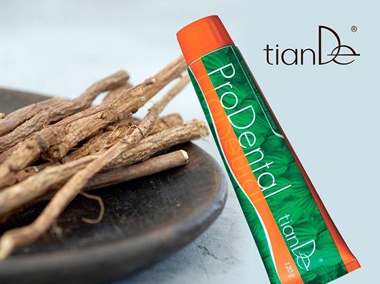 Лечебная зубная паста Prodental от компании Тианде - это результативное средство, которое помогает устранить и предотвратить повторное появление таких вопросов, как пародонтоз. Благодаря природным элементам, эта продукция надолго поддержит Ваше дыхание свежим, активизирует обменные процессы в пародонте, что в итоге уменьшит кровоточивость десен.При постоянном пользовании этот продукт приводит в норму кислотный баланс. Детям для применения не рекомендуется. Прочтите инструкцию.