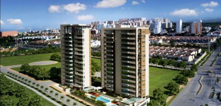 Apartamentos 55 CIEN Altos de Buenavista BARRANQUILLA Colombia